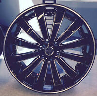 New 24in RIM & TIRE PKGS ONLY $2250 set of 4!! 1 week ONLY!!