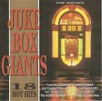 cd - Various - Juke Box Giants - The Sixties