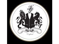 FULL-TIME SALES ASSISTANT REQUIRED FOR LUXURY MENSWEAR SHOP IN CENTRAL LONDON, MAYFAIR-SW1