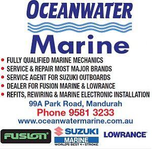 Oceanwater Marine Mandurah Mandurah Area Preview