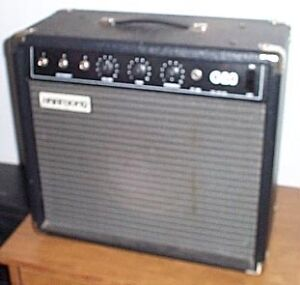 Amplifier Sondar Jovian For Accordion Like New