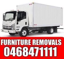 FURNITURE REMOVALS (FIXED PRICE AND HOURLY) ------ FULLY INSURED Adelaide CBD Adelaide City Preview