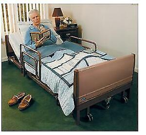 New & Used - Fully Electrical Hospital Bed with Rails & Mattress