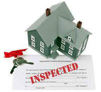 Home Inspection Service - Full Inspection (587)435-6398