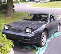 1991 Nissan 240sx s13 SR20DET roll caged *PROJECT TRACK CAR*