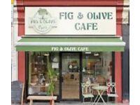 Wimbledon café for sale