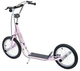HOMCOM brand new scooter - 16inch wheels - PINK
