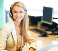 Receptionist Wanted