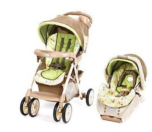 STROLLER AND CARSEAT