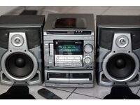 Aiwa NSX-S505 and Aiwa SX-FNS505
