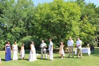 Glorious Fall Wedding-Glen King Marriage Commissioner
