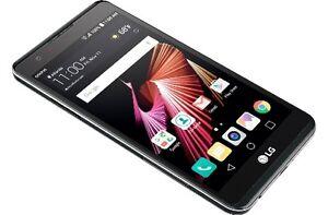 """LG-X Power 32-GB, 5.3"""" Screen Smart Phone Mint.Please Read Specs"""