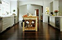 Hardwood,laminate flooring installation and renovation