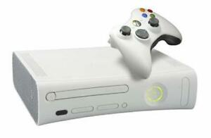 X-Box 360 + All cables. Wifi Adapter. 4 Controllers. 38 Games.