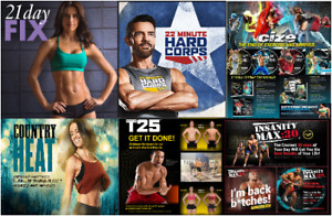 Beachbody Workout DVDs