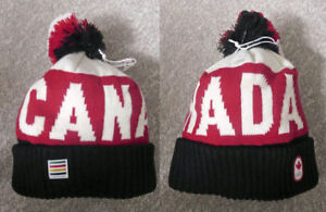 Sold out 2014 Sochi winter Olympic Canada adult toque