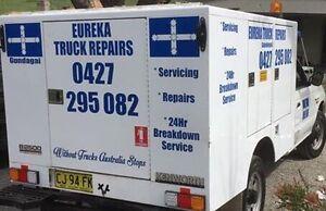 EUREKA TRUCK REPAIRS - MOBILE TRUCK REPAIRS-GUNDAGAI-DIESEL MECHANIC Gundagai Gundagai Area Preview