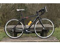 2015 Trek Domane 2.0 road bike with upgrades
