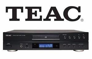 NEW TEAC CD DISC PLAYER   TV, Video Home Audio > Home Audio Stereos, Components > CD Players Recorder   85210400