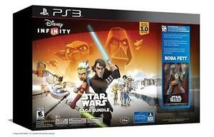 DISNEY INFINITY 3.0 EDITION: STAR WARS™ SAGA BUNDLE PS3
