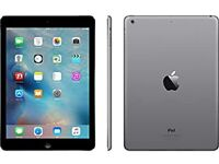 Apple iPad Air 2, Wi-Fi, 16GB, Space Grey, Touch ID Retina Display - Excellent Condition