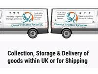 Insured Collection & Delivery within Suffolk