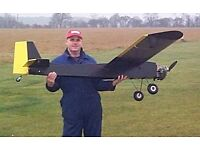 """Very Large Radio Controlled Plane - Greenley SD 88"""""""