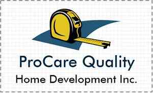 ProCare Home Renovations - Painting, Flooring, Drywall, Interior