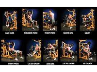 Powertec Multi System Home Gym