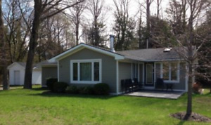 3 bedroom winterized cottage - Kincardine