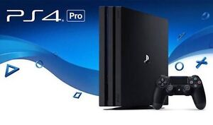 WANTED PS4 PRO NEW Blacktown Blacktown Area Preview
