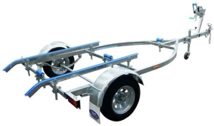 Wanted: 3.4 meter boat trailer WANTED