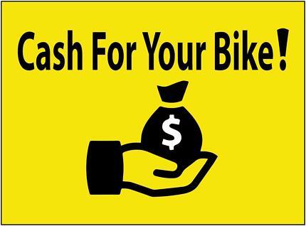 Cash for bikes