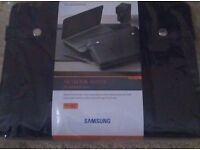 SAMSUNG 10.2 NETBOOK LEATHER SLEEVE BAG CASE GENUINE ORIGINAL BLACK SEALED
