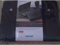 SAMSUNG 10.2 NETBOOK LEATHER SLEEVE BAG CASE GENUINE ORIGINAL BLACK SEALED