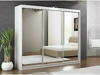 🍧🍧HURRY UP!!!!!!!💥💥 2 AND 3 DOOR SLIDING WARDROBES FOR SALE WITH MULTICOLOURS WITH DELIVERY🍧