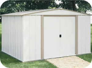 Storage shed or barn