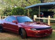 1990 Toyota Celica Coupe ST185 GT-FOUR Mareeba Tablelands Preview