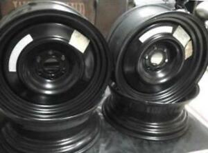 "CALGARY ) TRAX 0000 GM CHEV 22"" TRANSPORT WHEELS  $200  set of 4"