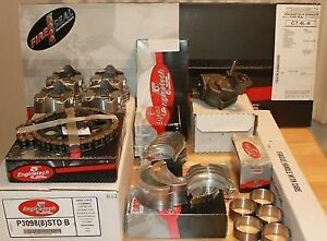 -ENGINE REBUILD KIT-  1966-1984 Chevy GM 250 4.1L L6