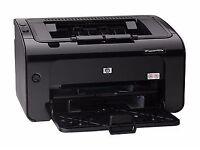 HP LaserJet Pro P1102w Workgroup Laser Printer