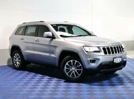 2014 Jeep Grand Cherokee WK MY14 Laredo (4x4) Grey 8 Speed Automatic Wagon East Rockingham Rockingham Area Preview