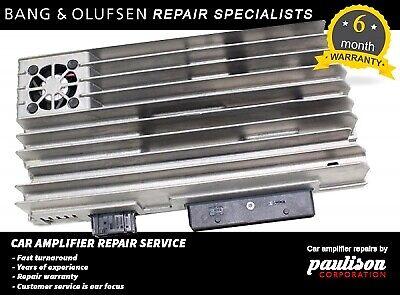 AUDI BANG & OLUFSEN AMPLIFIER REPAIR SERVICE 8T0035223T 8T0035223F(2G) plug&play
