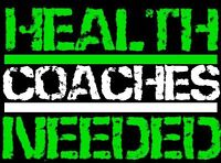 Health Coaches needed (no education required)