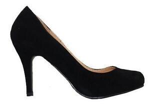 Black Suede Shoes | Heels | eBay