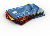 In-Store Credit Card Sales Position