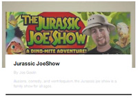 The Joe Show - funny *all-clean* family entertainment!