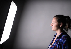 LED Soft Box! Available in 2 sizes and 2 configurations!