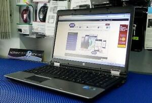 """Hp6550b - 4GB RAM -core i5 up to 3.06GHZ - 320 Disque Dur -15"""""""