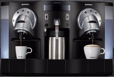 nespresso gemini cs220 223 pro brand new in wimbledon london gumtree. Black Bedroom Furniture Sets. Home Design Ideas